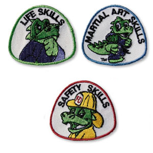 Lil' Dragon Shoulder Patch